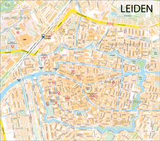 Leiden centrum