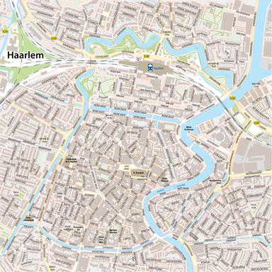 Haarlem centrum