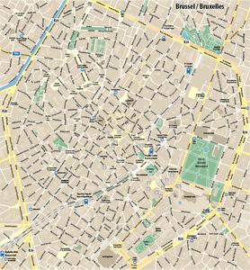 Brussel centrum