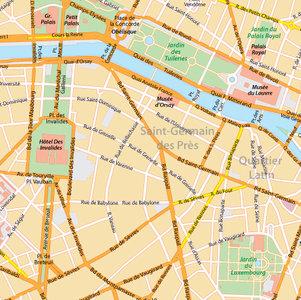 Parijs-centrum